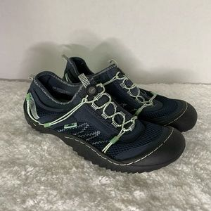 JBU by Jambu Blue Teal Wyoming Water Shoes Size 8